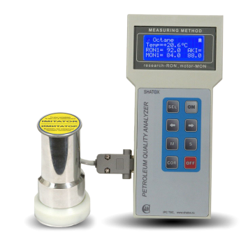 Октанометр Shatox SX-150 (Анализатор качества бензина и дизельного топлива)
