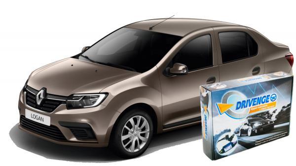 КРУИЗ-КОНТРОЛЬ DRIVENGE RENAULT LOGAN (ДО 2016Г)